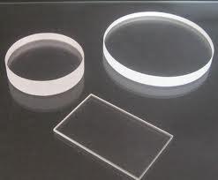visor de vidro para altas temperaturas